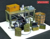 Německá nabíječka akumulátorů