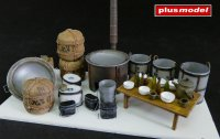 Japanese army field kitchen equipment