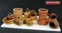 Wicker baskets - small