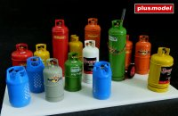 Gas bottles-big