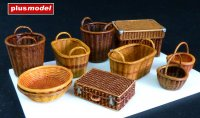 Wicker baskets big