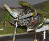 DHC-4 Caribou - Engine set