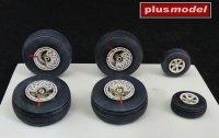 Wheels for EC-121 Warning Star